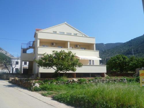 Отель Apartments Villa Katina 3 звезды Хорватия