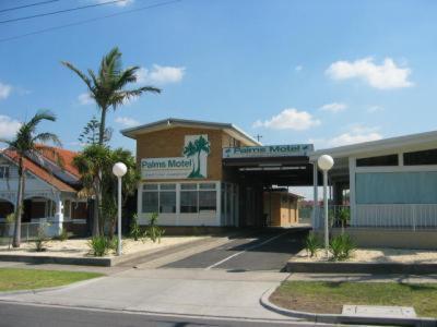 Palms Motel Footscray