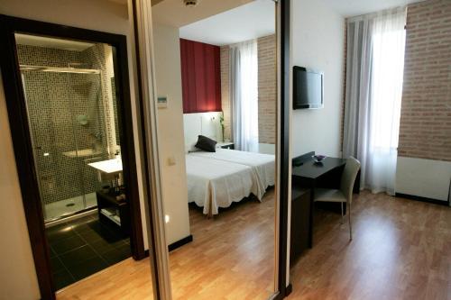 Habitación Doble - 1 o 2 camas Hotel la Bastida 2
