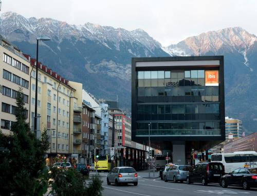 Hotel ibis, 6020 Innsbruck