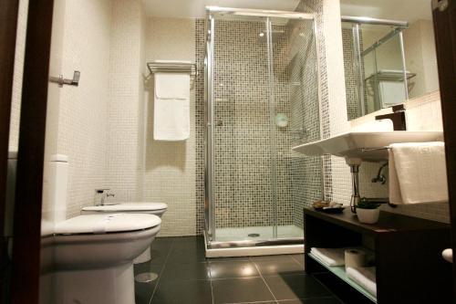 Habitación Doble - 1 o 2 camas Hotel la Bastida 4