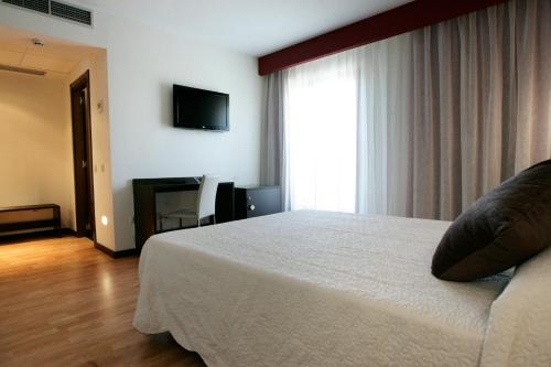 Habitación Doble - 1 o 2 camas Hotel la Bastida 7