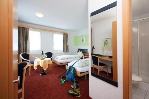 Hotel Arkanum, Salgesch