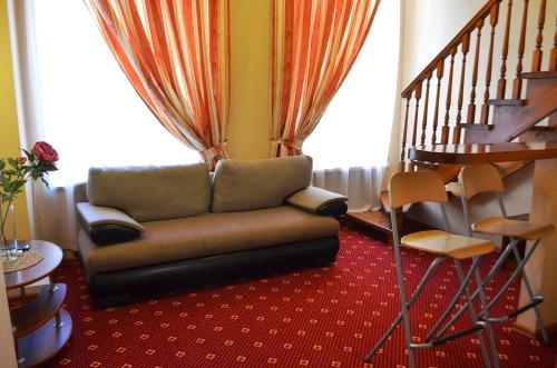 мини отель делюкс на галерной