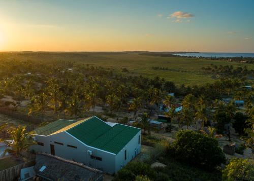 Casa Naroo, Praia do Tofo