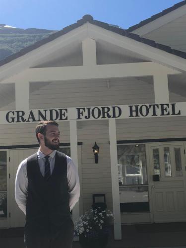 Grande Fjord Hotel Geiranger More Og Romsdal Norway