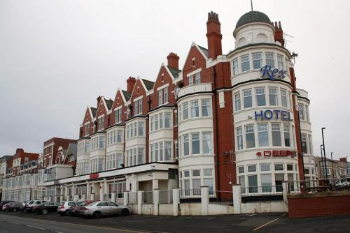 Photo of Rex Hotel Hotel Bed and Breakfast Accommodation in Whitley Bay Tyne & Wear