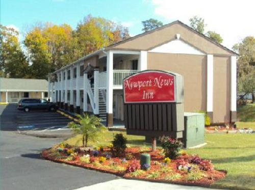Newport News Inn VA, 23608