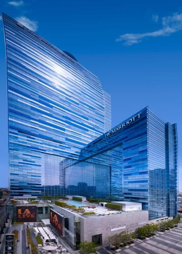 Jw Marriott Los Angeles L A Live Los Angeles Ca United