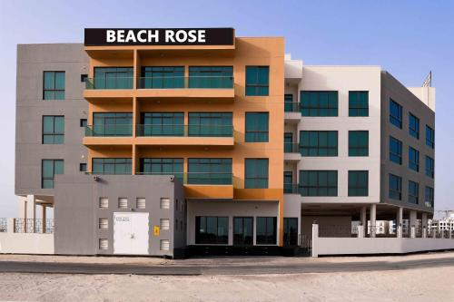 Beach Rose Tower