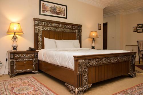 King Alfred Residency, Islāmābād
