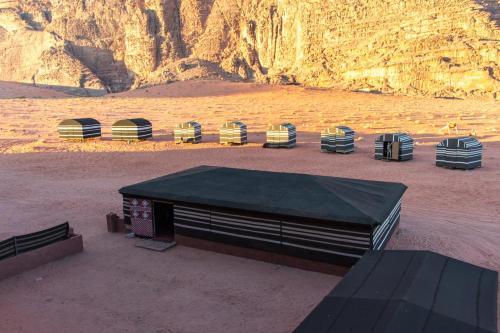 Wadi Rum Base Camp by Wadi Rum Nomads, Wadi Rum
