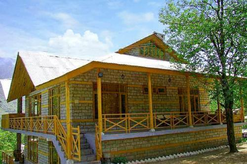 Cottage with Wi-Fi in Kullu, by GuestHouser 23659