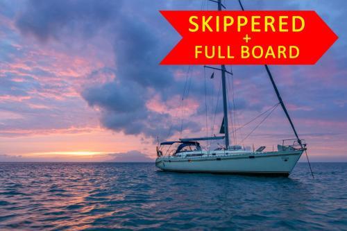 Seyscapes Yacht Charter TINA, Victoria