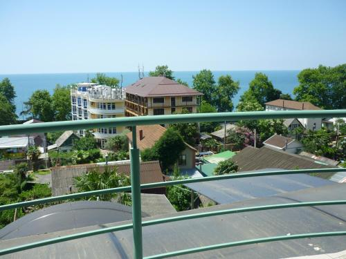 Cameră dublă deluxe cu balcon şi vedere spre mare (Deluxe Double Room with Balcony and Sea View)