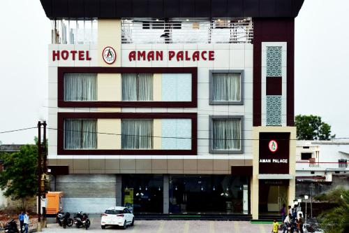 Hotel Aman Palace, Shahdol