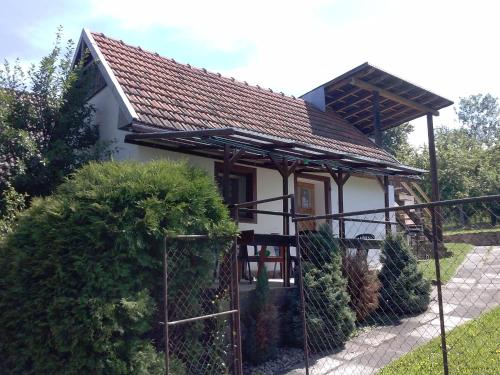 záhradný domček, Liptovský Mikuláš