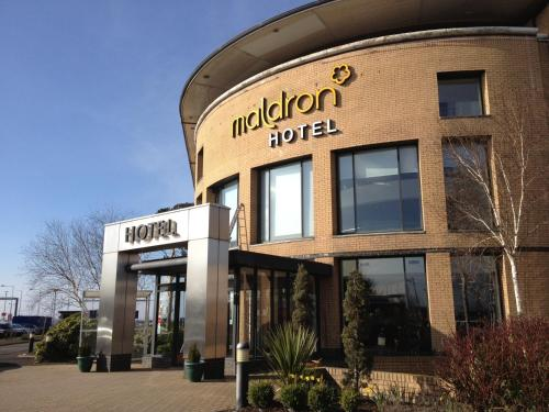 Photo of Maldron Hotel Belfast Hotel Bed and Breakfast Accommodation in Aldergrove Antrim