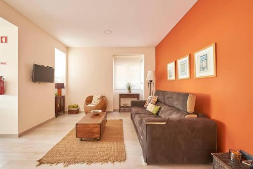Comfortable flat in city center