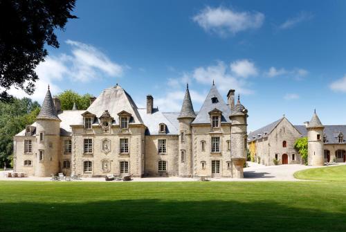 Chateau de Servigny