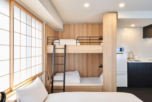 Quadruple Apartment with Bunk Bed