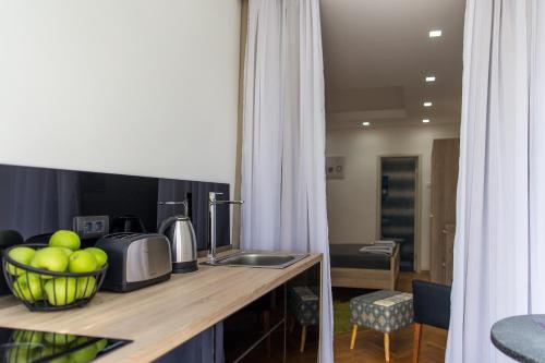Budva downtown apartment, Budva