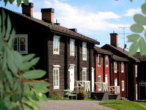 HotelSTF Hostel Vilhelmina Kyrkstad