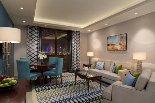 Stay at Al Najada Doha Hotel Apartments by Oaks