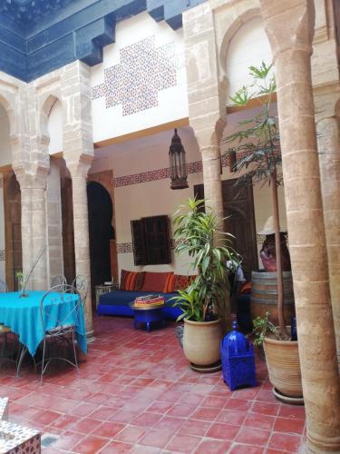 Riad Aicha, Salé