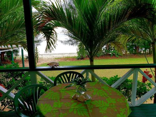Turama Beach Bungalow, Rarotonga