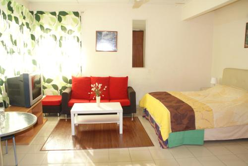A & F Homestay 2 front view