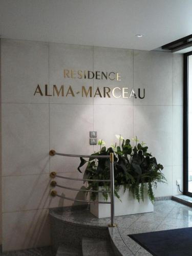 Résidence Alma Marceau