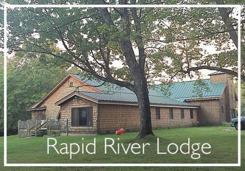 Rapid River Lodge Home