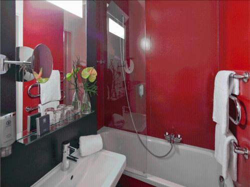 ibis nuernberg hauptbahnhof altstadt und engere innenstadt viamichelin informationen und. Black Bedroom Furniture Sets. Home Design Ideas