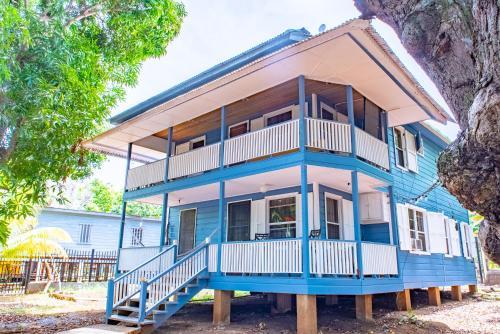 Randolph House, Utila