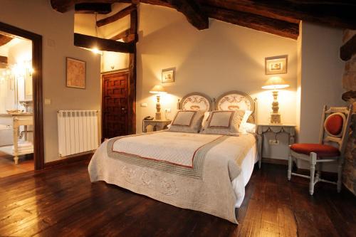 Habitación Doble Hotel Casona de Quintana 1