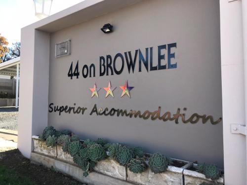 44 on Brownlee