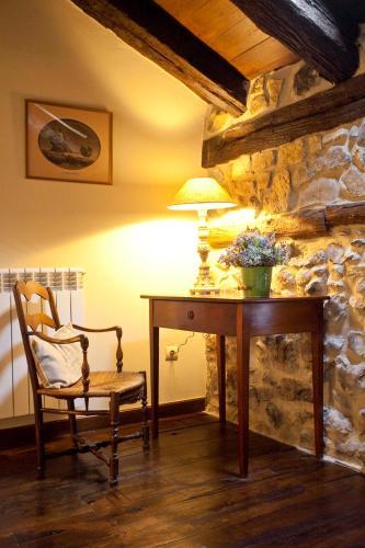 Habitación Doble Hotel Casona de Quintana 9