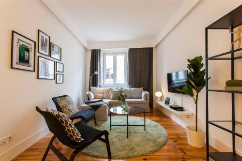 Modern Principe Real Apartment |RentExperience