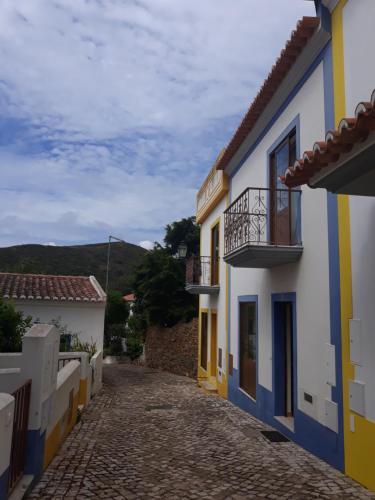Casa Azul da Bordeira