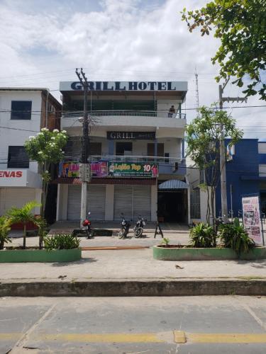 Hotel e Restaurante Grill