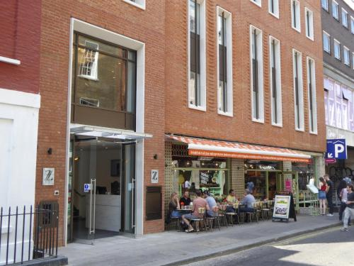 Z Hotel Tottenham Court Road