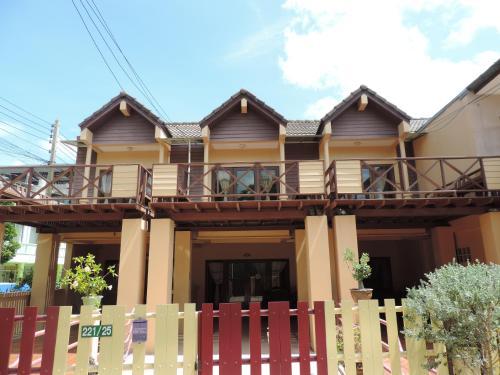 Nana House at Cha am Beach