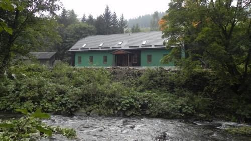 Apartmány Liščí potok