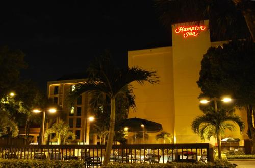 Hampton Inn Tampa-International Airport/Westshore FL, 33607