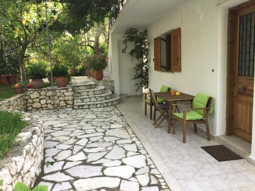 ntinas house, Tsoukaládhes