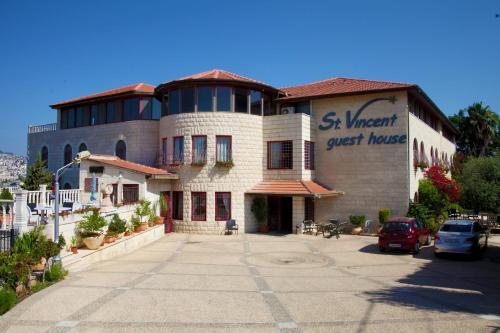 St Vincent Guest House - Bethlehem, Bethlehem