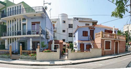 Motel Nikos front view