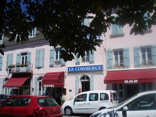 Hotel Le Commerce