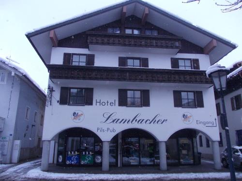 More about Hotel Lambacher